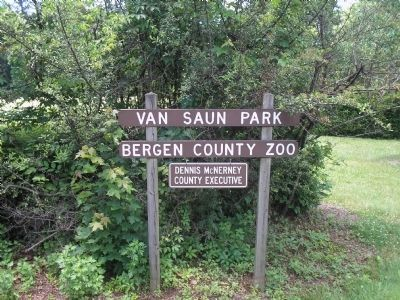 Van Saun County Park Photo, Click for full size