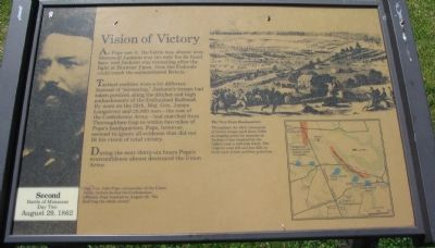 Vision of Victory Marker Photo, Click for full size