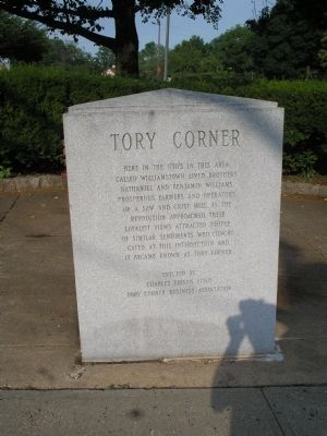 Tory Corner Marker image. Click for full size.