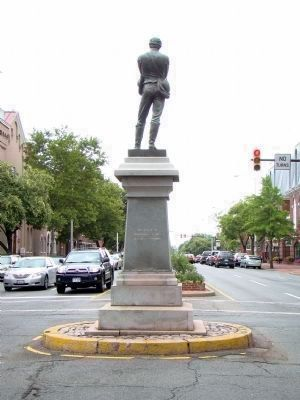 The Confederate Soldier Faces South Photo, Click for full size