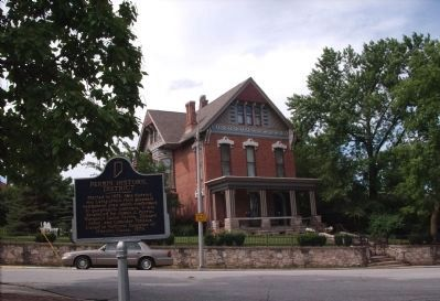 One Perrin Historic Home - - Full View Photo, Click for full size