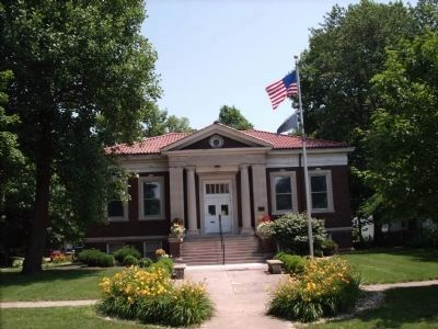 Covington Library image. Click for full size.
