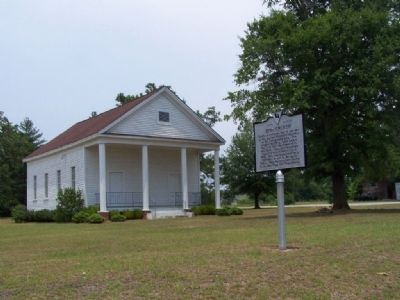 Zion Church Along US 301 image. Click for full size.