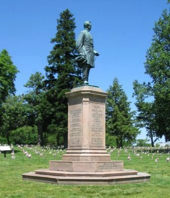 Andrew Atkinson Humphreys Monument image. Click for full size.