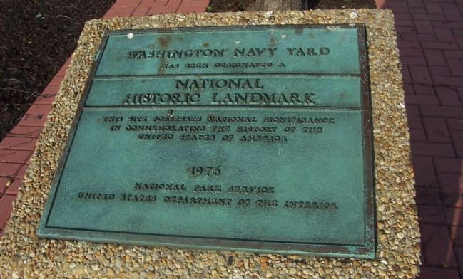 The Washington Navy Yard image. Click for full size.
