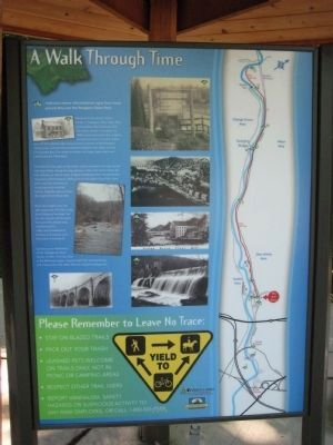A Walk Through Time image, Click for more information