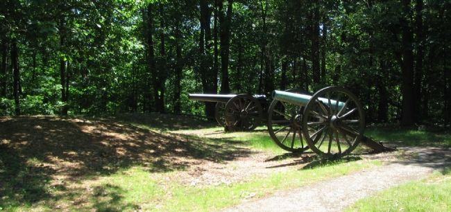 The Guns at Lee's Hill image. Click for full size.