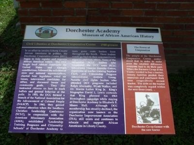 Dorchester Academy Marker image. Click for full size.