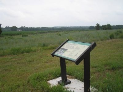 Marker at its old location image. Click for full size.
