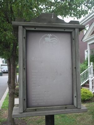 Cross Keys Tavern Marker Photo, Click for full size