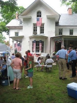 2008 Independence Day Celebration at Solitude House Photo, Click for full size