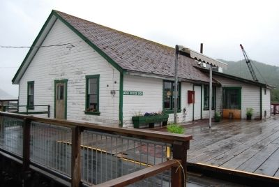 Mess Hall at North Pacific Cannery image. Click for full size.