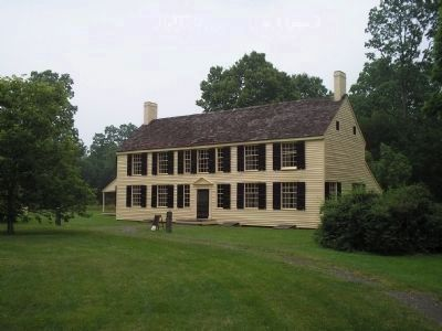 The Schuyler House image. Click for full size.