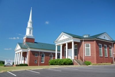 Barkers Creek Baptist Church image. Click for full size.