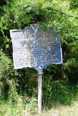 Birthplace of Calhoun Marker Photo, Click for full size