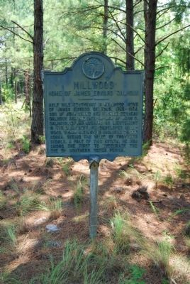 Millwood Marker image. Click for full size.