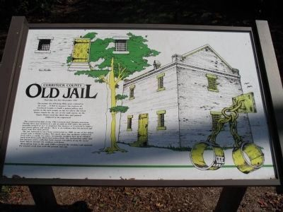 Currituck County Old Jail image. Click for full size.