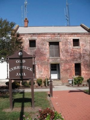 Old Currituck Jail image. Click for full size.