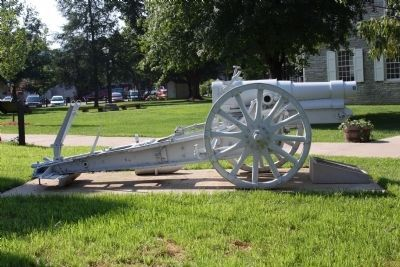 Another View - Howitzer and Marker image. Click for full size.