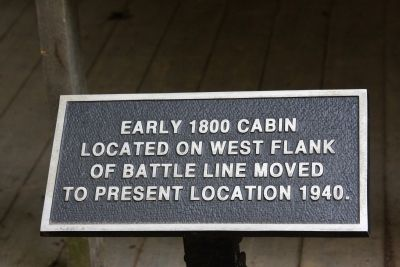 Cabin  Marker image. Click for full size.