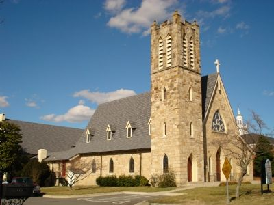 Christ Church Episcopal Photo, Click for full size