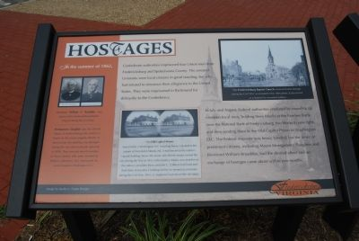 Hostages Marker image. Click for full size.
