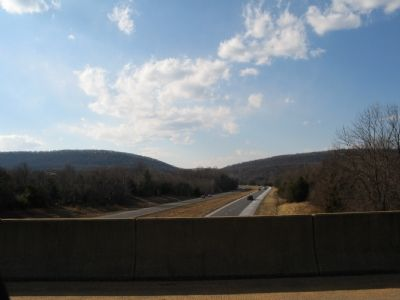 Thoroughfare Gap image. Click for full size.