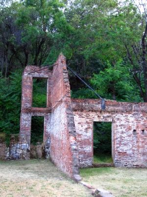 Merchant Shop Building Remains image. Click for full size.