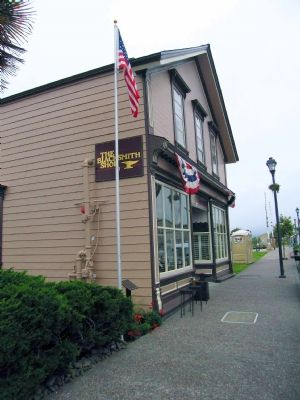 Buhne General Store Marker Photo, Click for full size