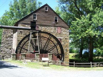 Rock Run Mill image. Click for full size.