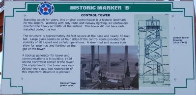 Control Tower Marker image. Click for full size.