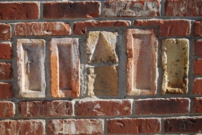 Bricks produced at brickyards Photo, Click for full size