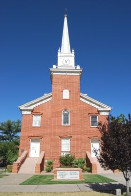 St. George Tabernacle Photo, Click for full size
