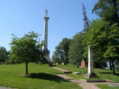 Kentucky State Military Memorial image. Click for full size.