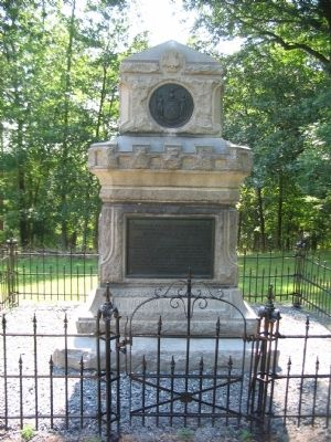 10th New York Vol. Infantry Monument image. Click for full size.