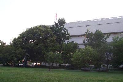 The John Marshall Park, image. Click for full size.