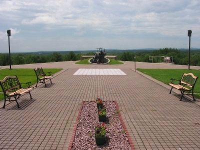Highground Veterans Memorial Plaza image. Click for full size.