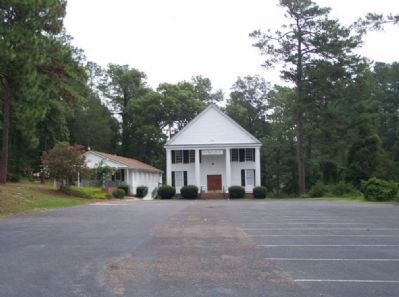 Beech Island Baptist Church image. Click for full size.