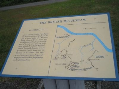 The British Withdraw Marker image. Click for full size.