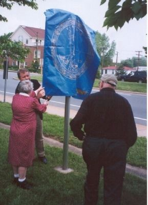Buck v. Bell Marker Unveiling 2002 Photo, Click for full size