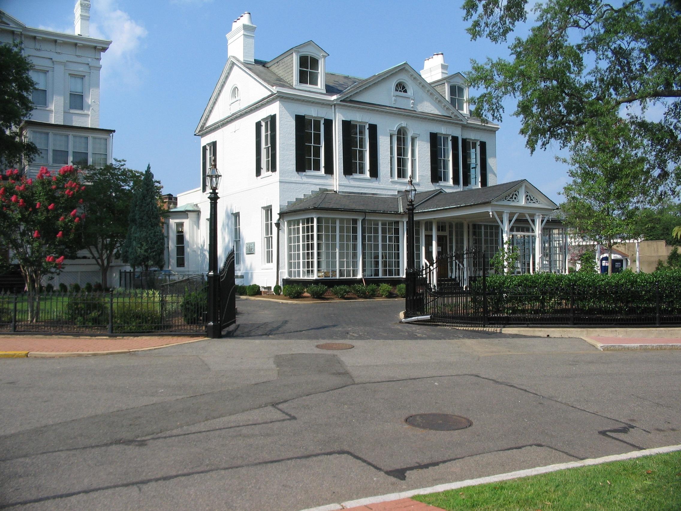 Tingey House, Washington DC