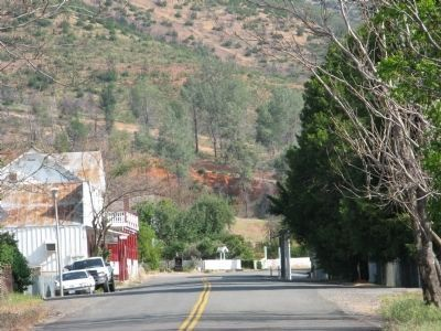 French Gulch Main Street image. Click for full size.