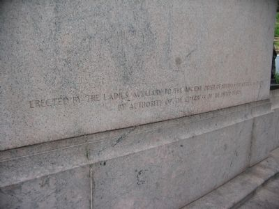 Rear Inscription Photo, Click for full size