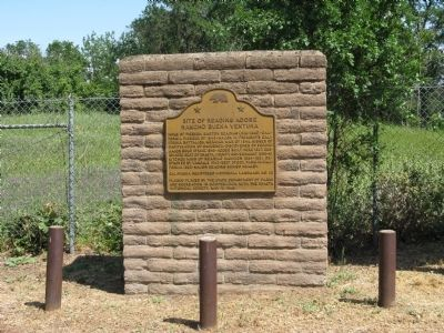 Site of Reading Adobe Marker image. Click for full size.
