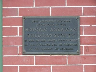 B.F. Marcos Building Marker image. Click for full size.