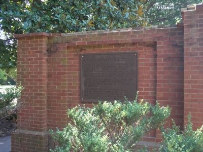 Marker at Christopher Newport Park image. Click for full size.