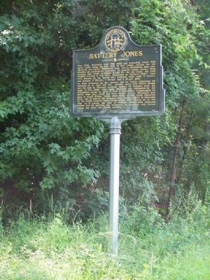 Battery Jones Marker image. Click for full size.