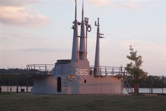 USS Balao Photo, Click for full size
