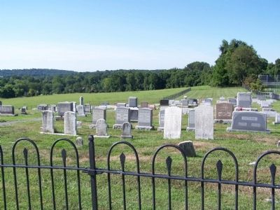 Ebenezer Cemetery image. Click for full size.