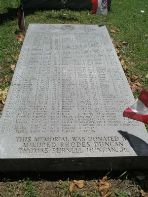 Forward Monument image. Click for full size.